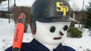 Také jste potkali sněhuláka ?